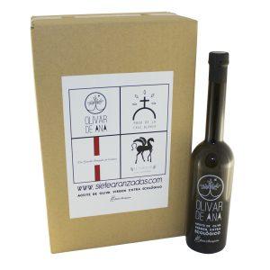 Pack 6u botella oscura 0.50L